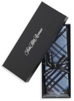 Saks Fifth Avenue Bold Plaid Silk Tie