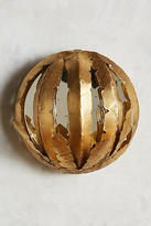 Anthropologie Gilded Layland Sconce