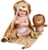Baby Aspen Lion 3-Piece Bath Time Gift Set