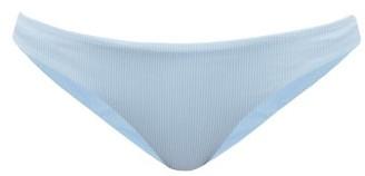 JADE SWIM Most Wanted Bikini Briefs - Womens - Light Blue