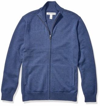 Amazon Essentials Cotton Full-zip Sweater Rt XXL