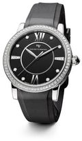 David Yurman Classic 38MM Stainless Steel Quartz Watch with Diamonds