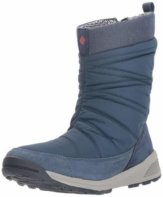 Columbia Women's Meadows Slip-ON Omni-Heat 3D Mid Calf Boot
