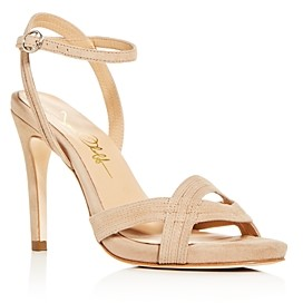 Joan Oloff Women's Gala Ankle-Strap High-Heel Sandals