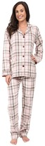 PJ Salvage Coco Chic Plaid PJ Set