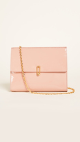 Alice + Olivia Alba Flap Clutch