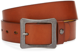 Original Penguin Distressed Buckle Belt