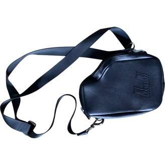 Unützer Black Leather Handbags
