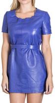 Takara Cigno Nero Dress Royal Blue