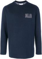 Soulland crew neck sweatshirt