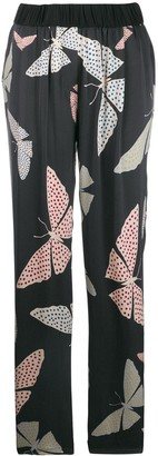 Forte Forte Notte printed trousers