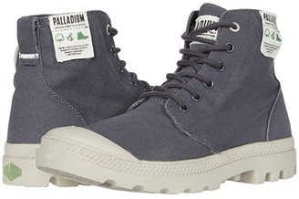 Palladium Pampa Hi Organic (Asphalt) Shoes