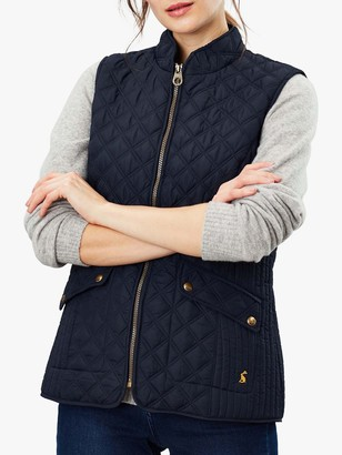 Navy Quilted Jacket Shopstyle Uk