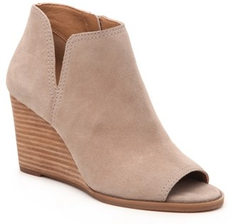 Lucky Brand Jareen Wedge Bootie