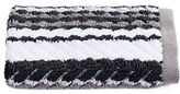 Glucksteinhome Textured Stripe Wash Cloth