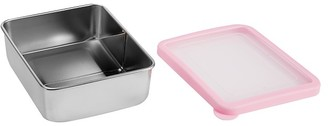 Pottery Barn Kids Spencer Stainless Dual Compartment Food Container
