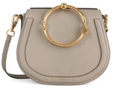 Chloé Nile Medium Bracelet Bag in Motty Grey
