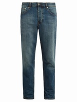 Ami Mid-rise carrot-fit jeans