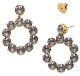 Tory Burch Stone Wreath Drop Earring