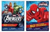 Avengers Tattoos 50 CT