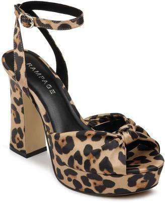 Rampage Dayna Women's Platform High Heel Sandals