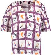 Stella Jean Printed cotton top