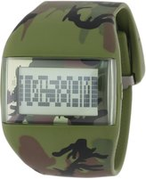 o.d.m. Watches Men's DD99B-24 Mysterious V Series Camouflage Programmable Digital Watch