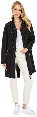 Mackage Franki Rain Jacket (Black) Women's Coat