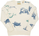 Scotch Shrunk GRAPHIC-PRINT COTTON FRENCH TERRY SWEATSHIRT