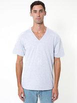 American Apparel Fine Jersey Short Sleeve V-Neck