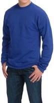 Hanes Premium EcoSmart Sweatshirt - Cotton Fleece (For Men and Women)