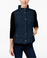 Charter Club Quilted Vest, Only at Macy's