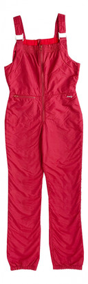 Fusalp Red Synthetic Jumpsuits