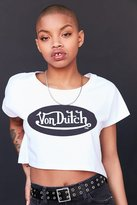 Von Dutch Cropped Tee