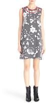 Kenzo 'Tanami Flower' Shift Dress