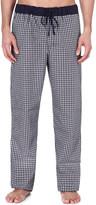 Hanro Checked cotton trousers