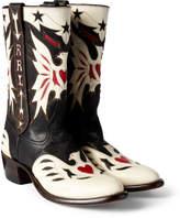 Ralph Lauren New Plainview Calfskin Boot