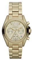 Michael Kors Bradshaw Goldtone Stainless Steel Chronograph Watch