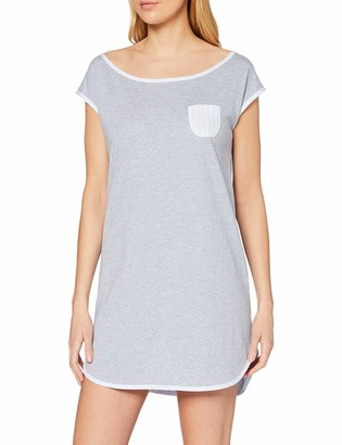 Lovable Women's Jeans Melange Mood Pajama Top