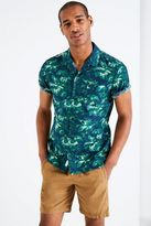 Jack Wills Billows Short Sleeve Print Shirt