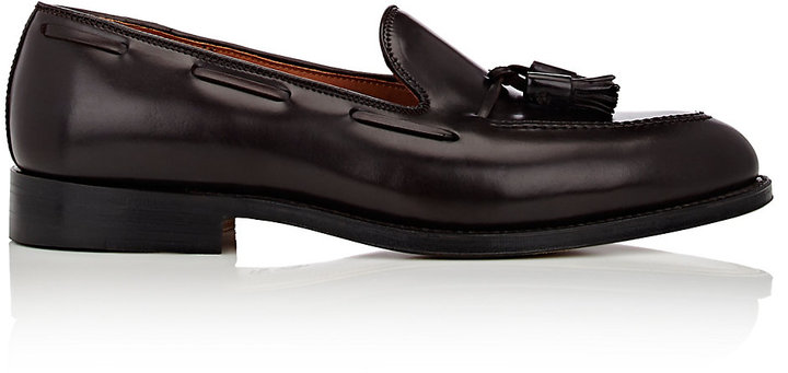 Alden Men's Apron-Toe Tassel Loafers
