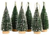 K Levering Klevering Hanging Christmas Tree - Set of 6