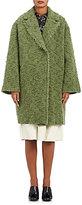 Giada Forte Women's Wool-Blend Bouclé Coat-GREEN