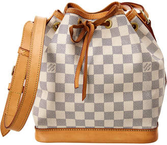 Louis Vuitton Damier Azur Canvas Noe Bb