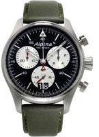Alpina Mens Watch AL-372BS4S6