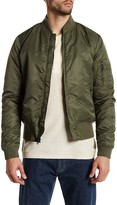Public Opinion Classic Bomber Jacket