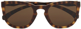 Calvin Klein Jeans Unisex Rectangle Sunglasses Warm Tortoise
