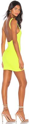superdown Kourtney Backless Mini Dress