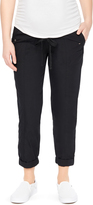 Motherhood Secret Fit Belly Cargo Straight Maternity Pants