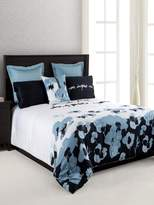 Kensie Blue Poppy Duvet Set